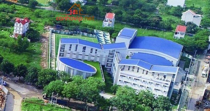Trường quốc tế cạnh khu căn hộ Sunrise Riverside