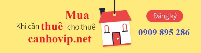 Chuyên cho thuê căn hộ