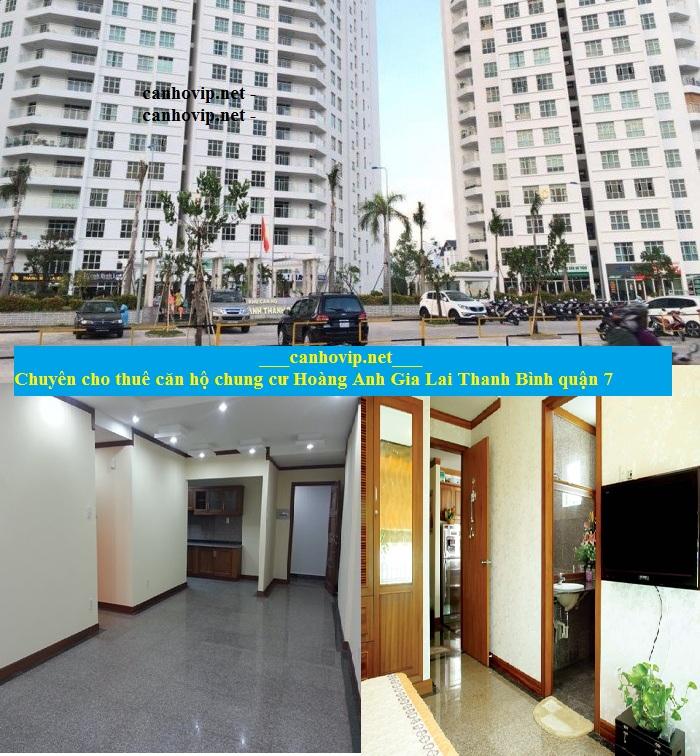 Cho thuê căn hộ Hoàng Anh Thanh Bình quận 7