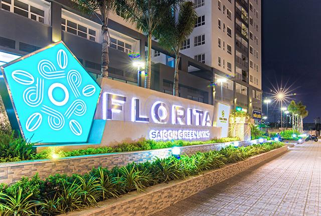 Địa chỉ căn hộ Florita quận 7