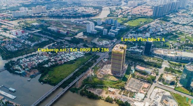 Khu căn hộ Lavida Plus quận 7