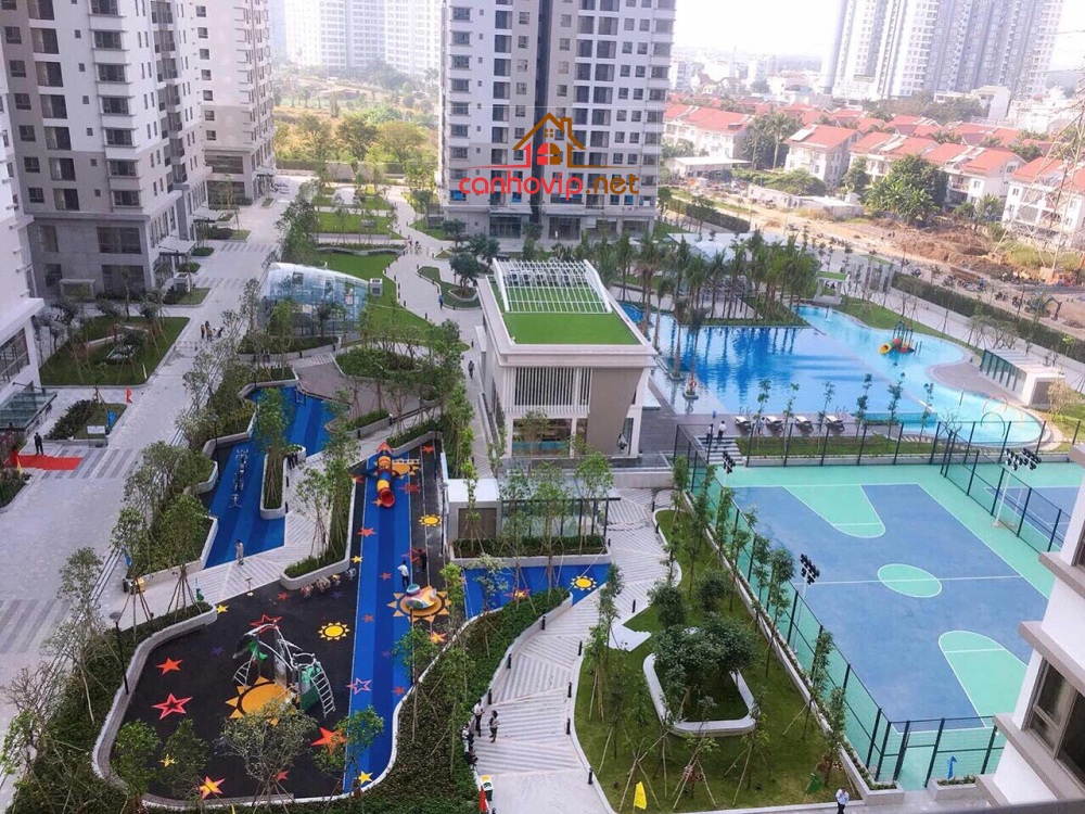 Tiện ích đầy đủ và cao cấp tại Saigon South Residence
